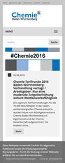 Chemie smartphone screen